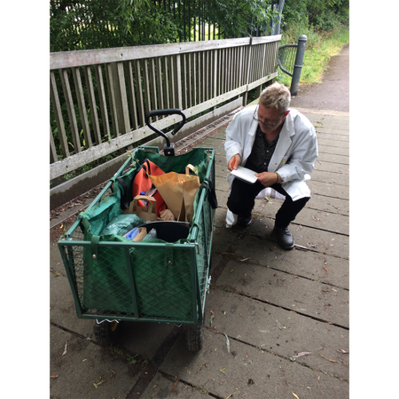 Adventures across the Neighbourhoods with the trolley 4
