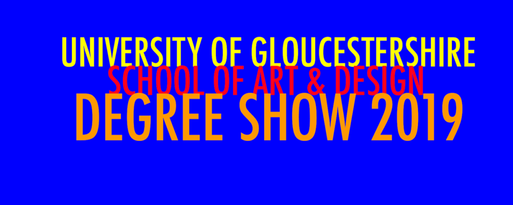 Degree Show 2019